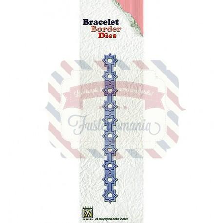 Fustella metallica Nellie's Choice Diamonds