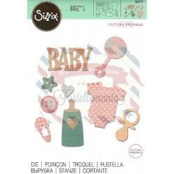 Fustella Sizzix BIGz L Baby