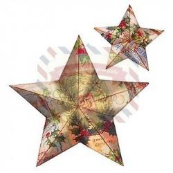 Fustella Sizzix BIGZ L Star Bright 3-D
