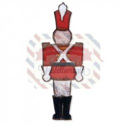 Fustella Sizzix Bigz Toy Soldier