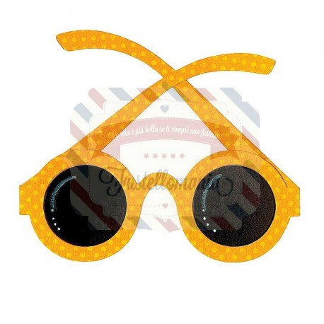 Fustella Sizzix BIGZ L Glasses