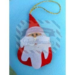 Fustella M Babbo Natale