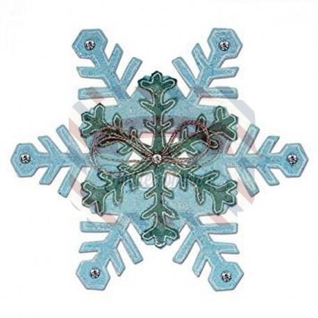 Fustella Sizzix BIGz L Snowflakes