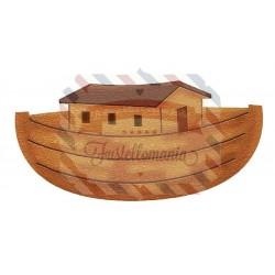 Fustella Sizzix Bigz Noah's Ark