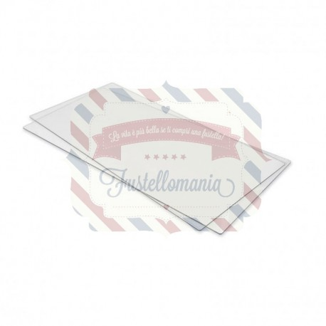 Sizzix big shot pro Cutting Pad Extended (un paio)