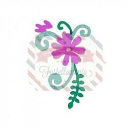 Fustella Sizzix Bigz Garden Bloom