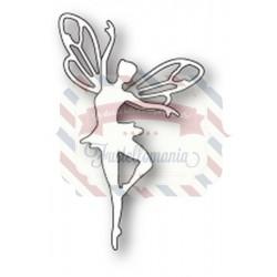 Fustella metallica PoppyStamps Graceful Faerie