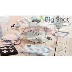 Sizzix Big Shot Foldaway nuovo mod. 2017