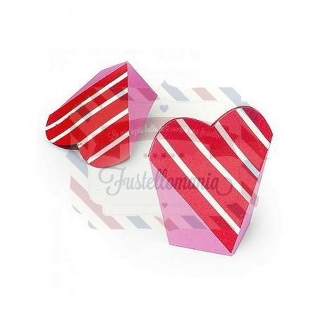 Fustella Sizzix BIGz L Box Heart