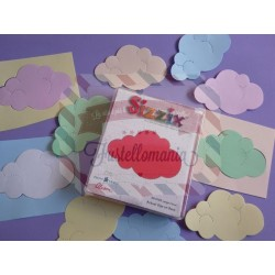 Fustella Sizzix Originals Cloud 2 nuvola