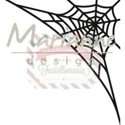 Fustella metallica Marianne Design Craftables Spiderweb