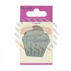 Fustella metallica Dovecraft Cupcake