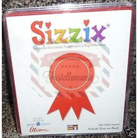 Fustella Sizzix BigZ Award