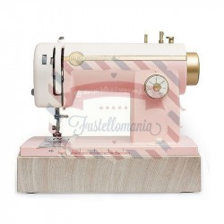 We R Memory Keepers Stitch Happy Multi Media Sewing Machine EU Pink New!
