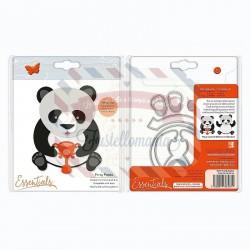 Fustella metallica Tonic Studios Percy Panda