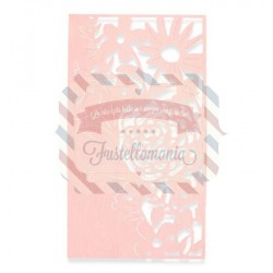 Fustella Sizzix Thinlits Secret Garden